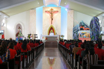 Tin Ảnh: Hạt Long Hương: Hội Lòng Thương Xót Chúa họp mặt đầu tháng 01/2021