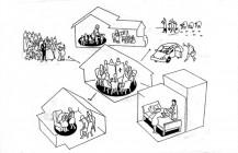 Các cộng đoàn Kitô nhỏ Phúc âm hóa các gia đình hướng đến sự hiệp thông