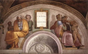 Cha mẹ của Thánh Giuse là ai?