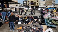 ĐTC lên án các vụ đánh bom tự sát ở Iraq và cầu nguyện cho các nạn nhân