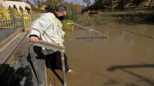 Thánh lễ lại được cử hành tại nơi Chúa Giê-su chịu phép rửa sau 54 năm