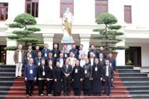 Cuộc họp mặt của Uỷ ban Công lý và Hòa bình 2021