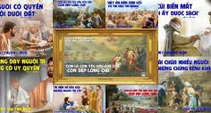 Hình minh họa Lời Chúa LỄ CHÚA GIÊSU CHỊU PHÉP RỬA và TUẦN I MÙA THƯỜNG NIÊN