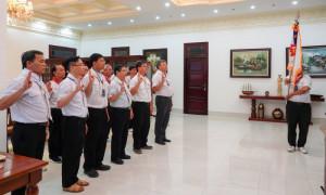 Họp mặt quý cha Tuyên úy và quý trưởng Tổng Liên đoàn Thiếu Nhi Thánh Thể