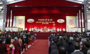 Thánh lễ Tạ ơn – Làm phép Nhà Chung Phát Diệm: Dấu ấn của công trình hiệp thông
