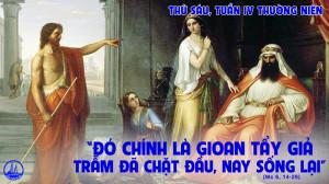 05.02.2021 – Thứ Sáu tuần IV Thường niên - Thánh Agatha trinh nữ