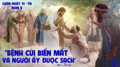 CÁC BÀI SUY NIỆM LỜI CHÚA CHÚA NHẬT VI THƯỜNG NIÊN- B