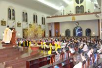 Gx. Chánh Tòa: Thánh lễ Mùng Hai Tết Tân Sửu 2021