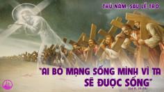 18.02.2021 – Thứ Năm sau Lễ Tro