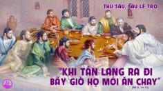 19.02.2021 – Thứ Sáu sau Lễ Tro