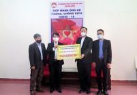 Caritas Việt Nam chung tay ủng hộ chống dịch Covid-19 tại thành phố Chí Linh