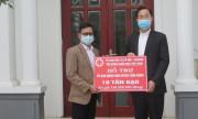 Caritas Việt Nam tiếp tục chung tay ủng hộ chống dịch Covid-19 tại tỉnh Hải Dương