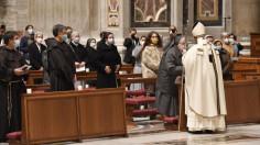 ĐTC Phanxicô cử hành Thánh lễ Ngày Đời sống Thánh hiến