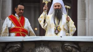 Tòa Thánh chúc mừng tân Thượng phụ Chính thống Serbi