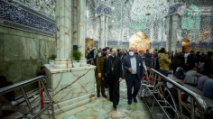 Phái đoàn Tòa Thánh đến Najaf chuẩn bị cho chuyến viếng thăm của Đức Thánh cha