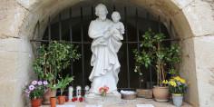 Trường hợp hiện ra duy nhất của Thánh Giuse được Giáo hội công nhận