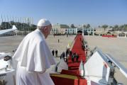 Tông du Iraq: Nghi thức chào biệt để trở về Roma