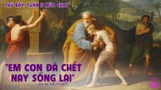 06.03.2021 – Thứ Bảy tuần II Mùa Chay