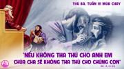 09.03.2021 – Thứ Ba tuần III Mùa Chay - Thánh Phanxica Rôma