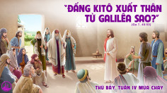 20.03.2021 – Thứ Bảy tuần IV Mùa Chay