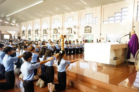 Tin Ảnh: Gx. Chu Hải: Thánh lễ tạ ơn phong nhậm Giáo lý viên Cấp I