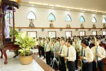 Tin Ảnh: Gx. Láng Cát: Mừng lễ kính Thánh Giuse- Bổn mạng Giới Gia trưởng