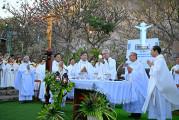 Núi Chúa Tao Phùng: Hành hương ngày Thứ Sáu đầu tháng 03.2021
