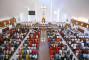 Đền Thánh Đức Mẹ Bãi Dâu: Cử hành phụng vụ đầu tháng 03.2021- Tôn kính Mẹ Maria
