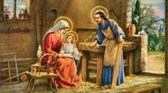 Thánh Cả Giuse - Mẫu gương người gia trưởng thánh đức tuyệt vời