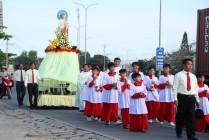 Tin ảnh: Gx. Lam Sơn: Thánh lễ mừng kính Thánh Giuse – Bổn mạng giáo xứ và Cha Chánh xứ – Ngày 19.3.2021