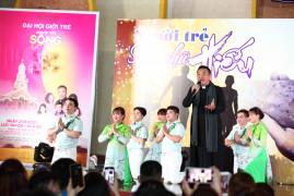 Tin Ảnh: Đại Hội Giới Trẻ Giáo Hạt Bà Rịa- Ngày 21.03.2021