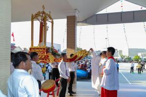 Tin Ảnh: Gx. Phước Bình: Mừng lễ kính Thánh Giuse- Bổn mạng Giới Gia trưởng