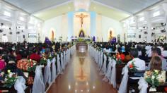 Gx. Lam Sơn: Thánh lễ tạ ơn mừng 50 năm thành lập Giáo xứ