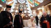Tông du Iraq: Diễn văn trước các giám mục, linh mục, tu sĩ, chủng sinh và giáo lý viên