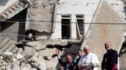 Tông du Iraq: Cầu nguyện cho các nạn nhân cuộc chiến ở Hosh al-Bieaa