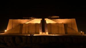 Sau 4.000 năm, thành Ur, quê hương tổ phụ Abraham, được chiếu sáng