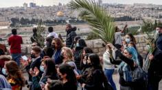 Lễ Lá tại Giêrusalem