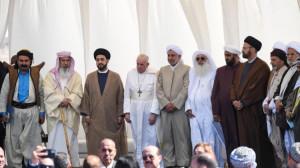 Tông du Iraq: ĐTC cầu nguyện với các tôn giáo cùng tổ phụ Abraham tại quê hương tổ phụ