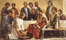 Cuộc khổ nạn của Đức Giêsu và sứ vụ linh mục