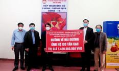 Giáo hội Công giáo Việt Nam hướng về Hải Dương: Ủng hộ 100 tấn gạo