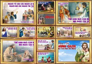 Hình minh họa Lời Chúa Tuần IV Mùa Chay