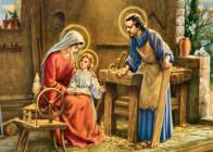 Thánh Giuse – Gia trưởng tận tụy hy sinh