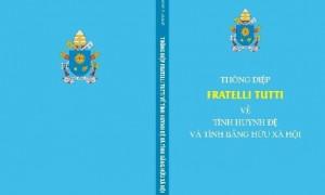 Thông báo phát hành Thông điệp Fratelli Tutti