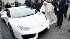 Tiền bán đấu giá xe Lamborghini của Đức Phanxicô giúp xây hai dự án ở đồng bằng Ninivê, Irak