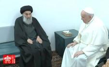 Tông du Iraq: Gặp gỡ riêng với Đại Ayatollah Al-Sistani