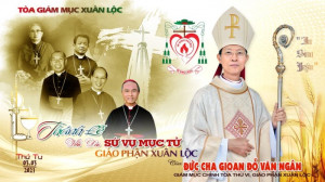 Trực tiếp Thánh lễ Khởi đầu Sứ vụ Mục tử Giáo phận Xuân Lộc của Đức cha Gioan Đỗ Văn Ngân