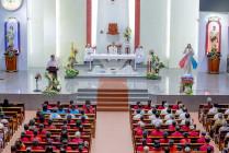 Tin Ảnh: Gx. Hữu Phước: Cộng đoàn Lòng Thương Xót Chúa mừng lễ Bổn mạng