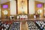 Tin Ảnh: Gx. Chu Hải: Chầu Thánh Thể thay Giáo phận- Ngày 11.04.2021