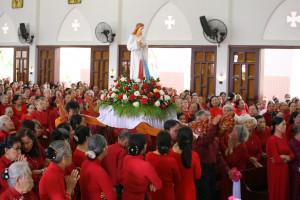 GP. Bà Rịa: Đại lễ kính Lòng Thương Xót Chúa 2021