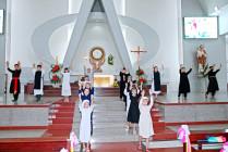 Tin Ảnh: Gx. Vinh Châu: Mừng lễ Chúa Chiên Lành